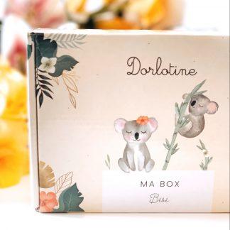 mini box bébé
