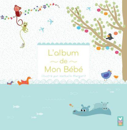 Album bébé naissance